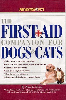 The First Aid Companion for Dogs