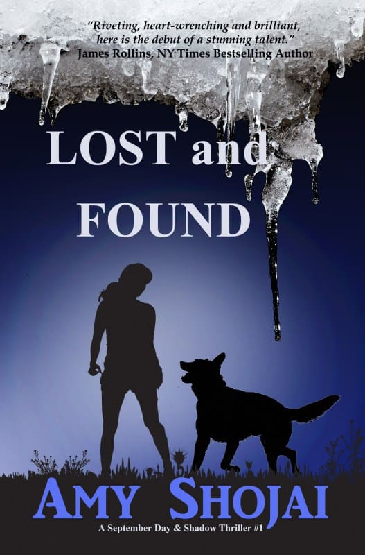 New Lost and Found Cover