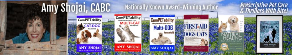 Amy Shojai, Pet Expert