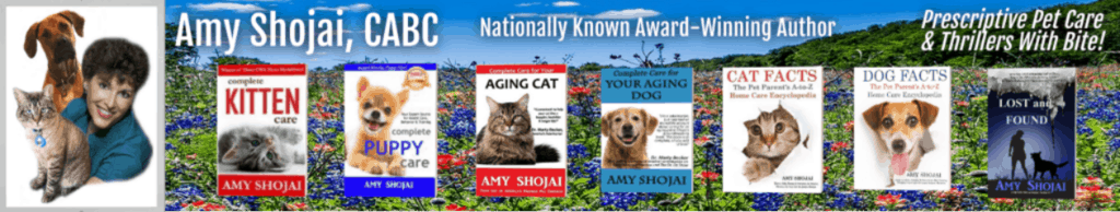 Amy Shojai, Pet Expert